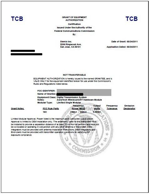 蓝牙音响FCC ID证书插图
